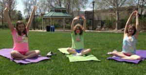 girl power yoga