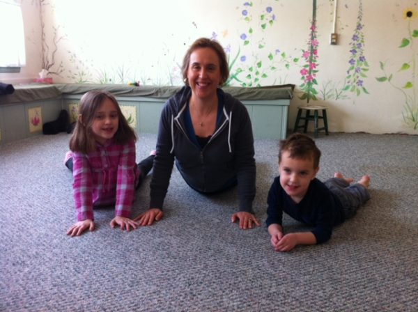 Family Yoga March