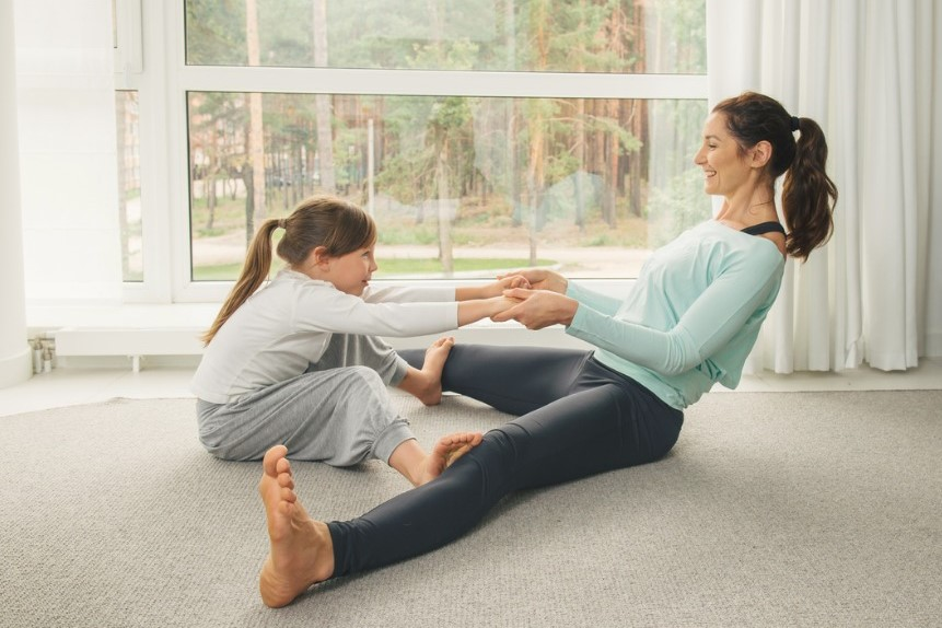 Family Yoga March 2020